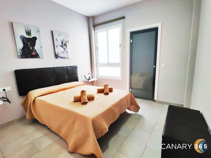 Jardin de Olas Apartamento Canary365