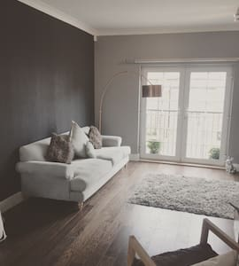 Ground floor of luxurious townhouse - Glasgow - House