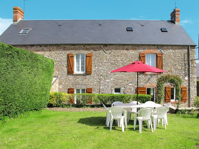 Holiday home in St. Maurice en Cotentin