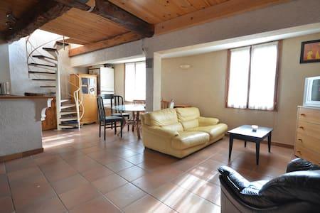 Arrière-pays de Nice,Maison de village authentique - Villars-sur-Var - Apartment