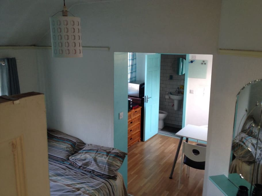 Double Bedroom leading into main room