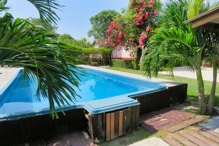 Luxury Bungalow in Ba Kao Bay!