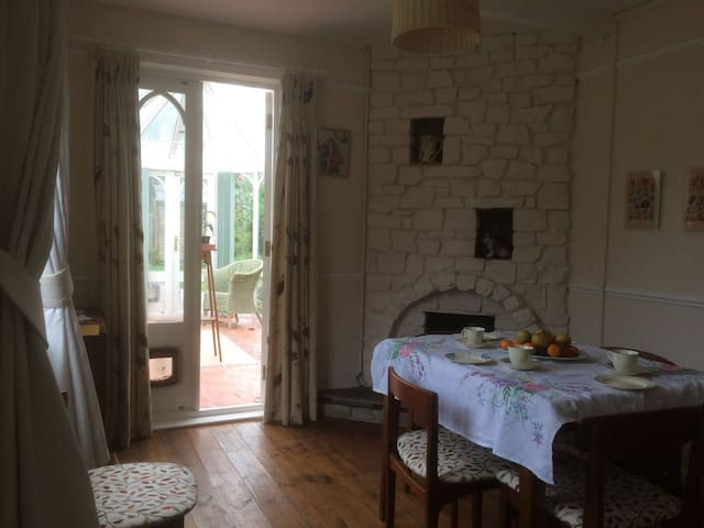 Comfortable, quiet, convenient home - Bristol