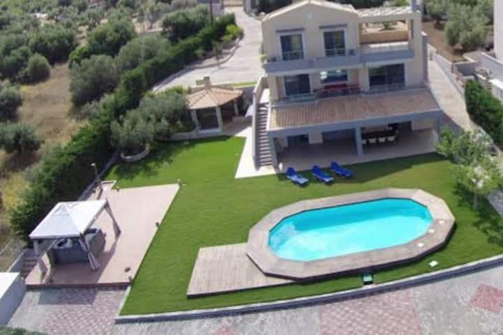 Maisonette Villa Armonia (2) Vouliagmeni Loutraki