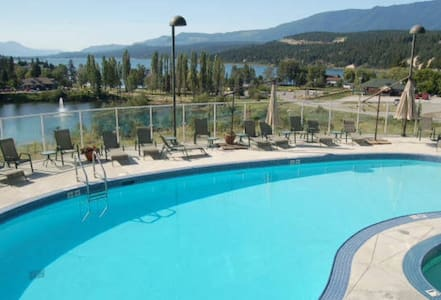 Breathtaking mountain views - Invermere - Appartement en résidence