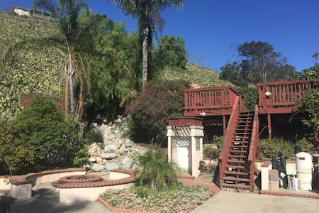 Private Room with many amenities - Pomona - Huis