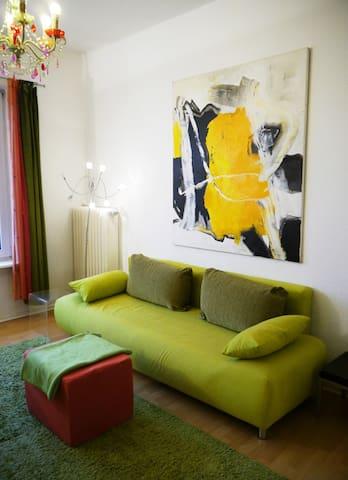 wohnung am see, zentral - Berlín - Apartamento