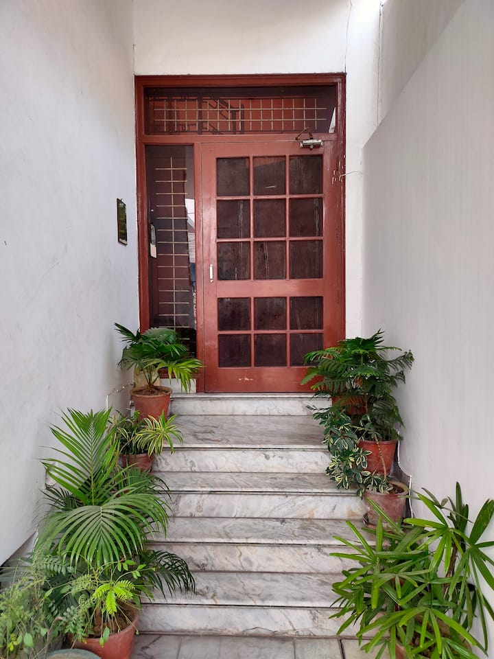Karta Purakh an Ayurvedic Stay Room 2
