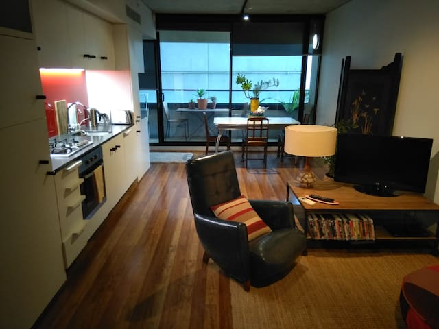 Apartment - Heart of Melbourne