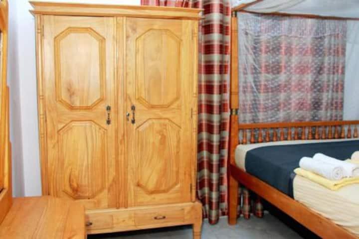 1 Bedroom With Balcony in Blue Star Beach Villa