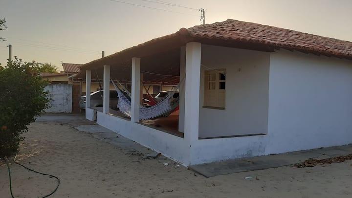 Casa Rústica em Barra Grande-PI