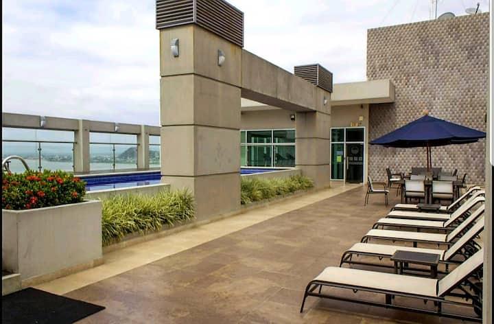 Ecusuites Executive Dept Riverfront Santa Ana Gye