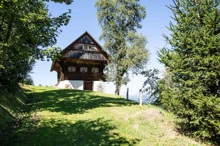 Schreinerhütte - Mitten in der Natur ❤️