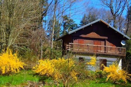 Chalet de charme proche lac Raviège - Saint-Chinian - Chalupa