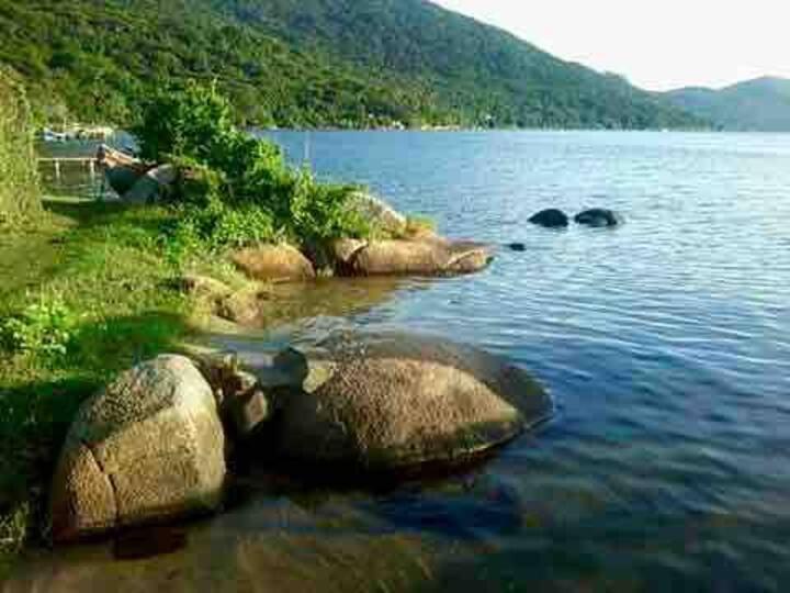 Casa Amarela Paraíso Costa da Lagoa Florianópolis