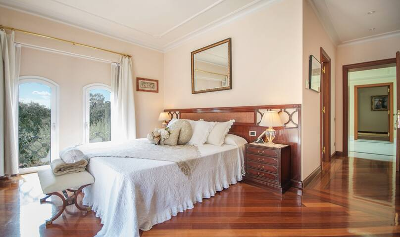 2-Habitación Doble Deluxe con Terraza - La Garriga - Villa