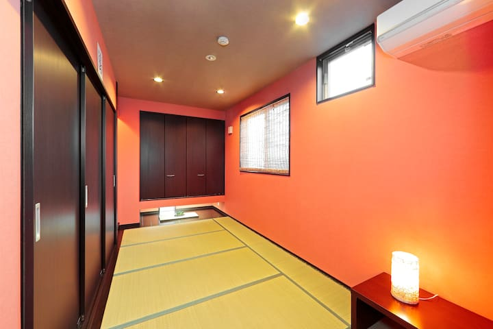 ★Beautiful Sakura room - Japanese style