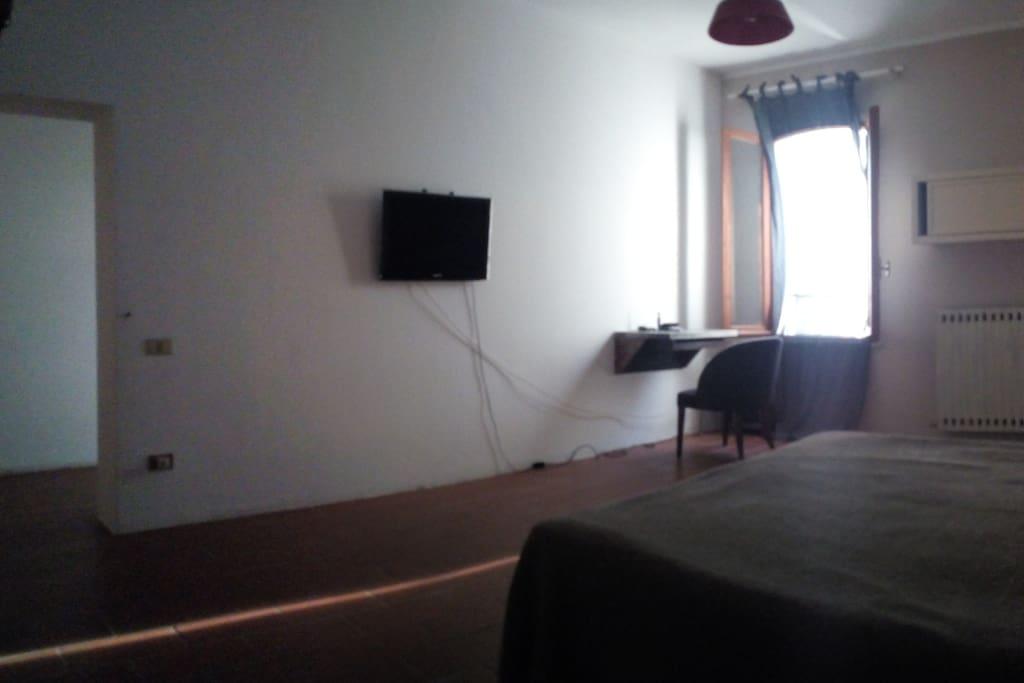 la camera da letto - the badroom