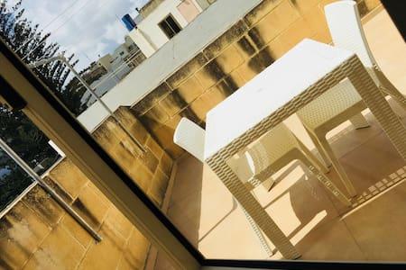 Birzebbuga Holiday Penthouse with Sunny Terrace