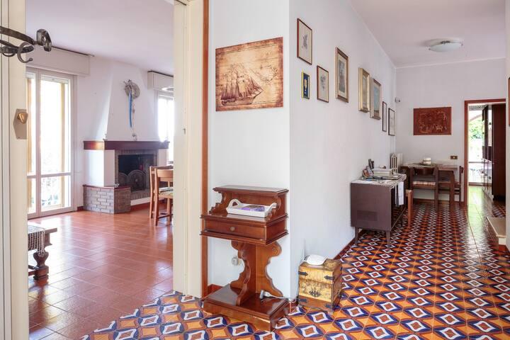 Villa Rossini sea view, Pesaro - Pesaro - Villa