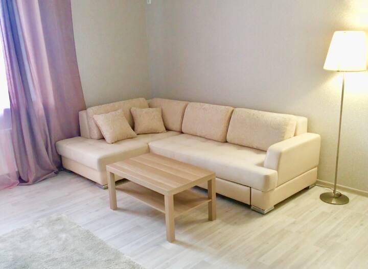 Однокомнатная квартира Волгарь