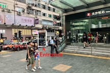 Located next to Tsim Sha Tsui MTR station