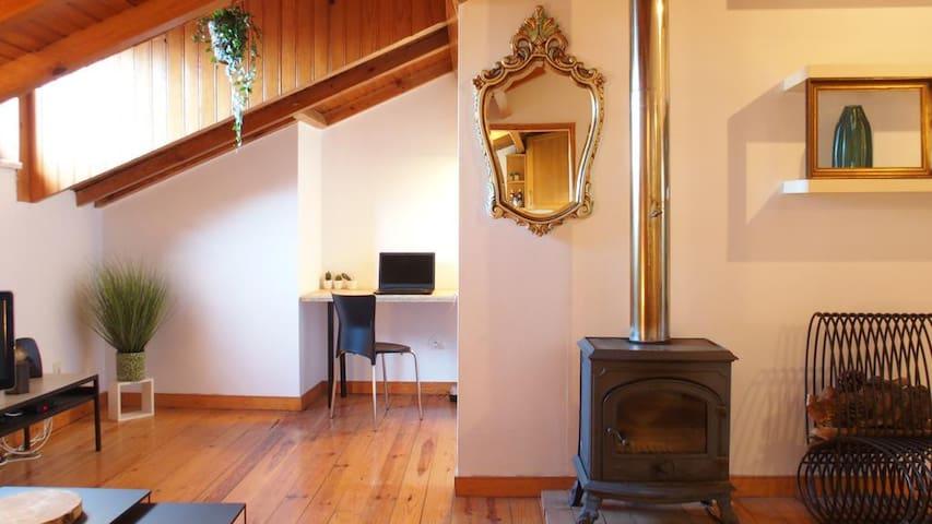 Charming apartment at Campo de Ourique