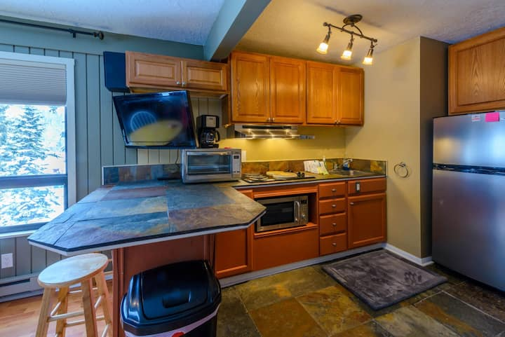 Edelweiss #201 on Chair 8 - Awesome location sleeps 4