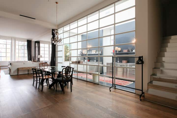 New - Prestigioso ed elegante Loft Milano Centro
