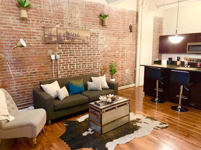 Downtown Luxury Loft | July Sale!!!