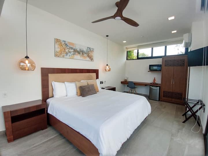 Suite Nuevo Vallarta a 1km de la  playa
