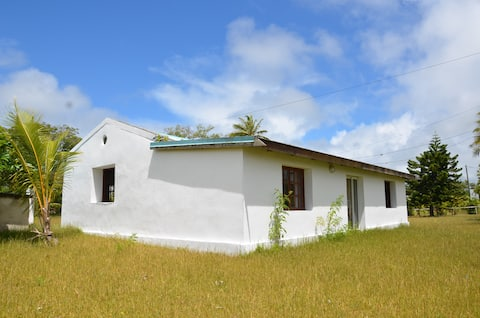 Spacious home in Lifou on customary land