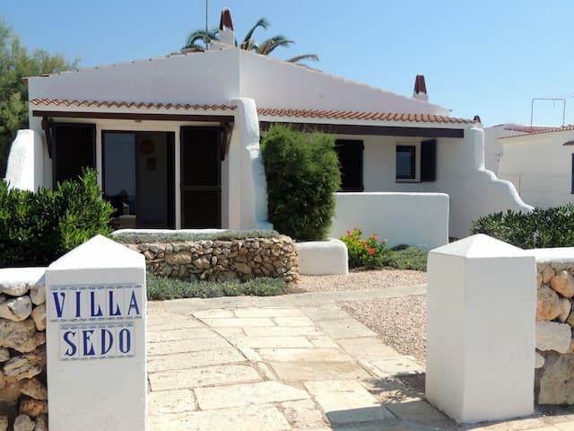 VILLA SEDO - Cap d'Artrutx - Villa