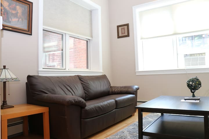 Stylish 2 Bedroom in the South End - 400