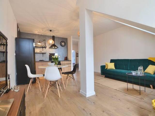 Apartament Loft nad Rzeką