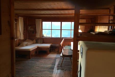 Komfort. Berghütte 1650m; im Skigebiet; Zillertal - Hainzenberg