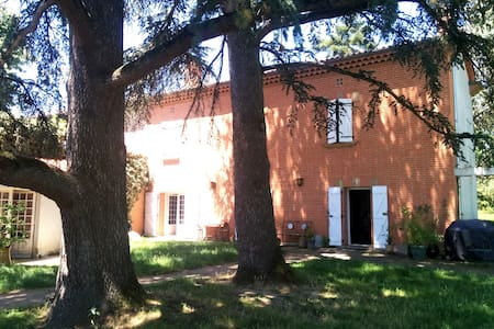 Charming house, baroque and romantic! - Carmaux