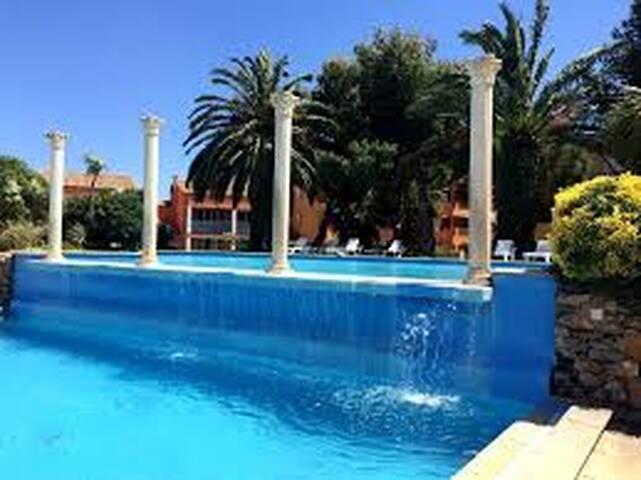 Meublé dans village de vacances - Canet-en-Roussillon - Apartament