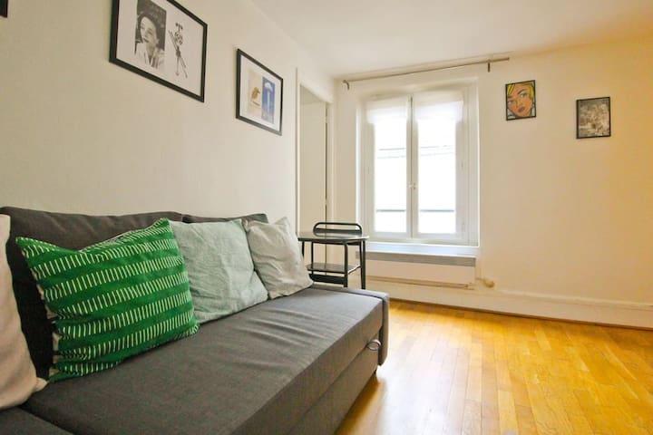 Coszy flat in Saint-Germain-des-Près area