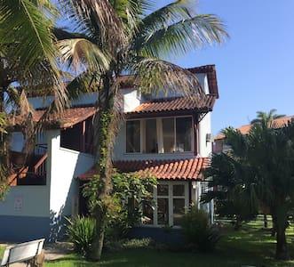 Apto duplex Porto Marina Bracuhy - 6 pessoas