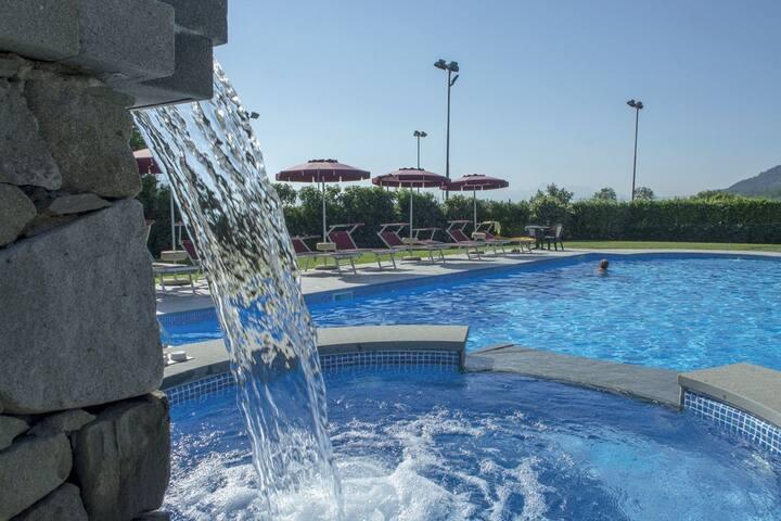 Camera Doppia Park Hotel La Pineta Comfort e Relax