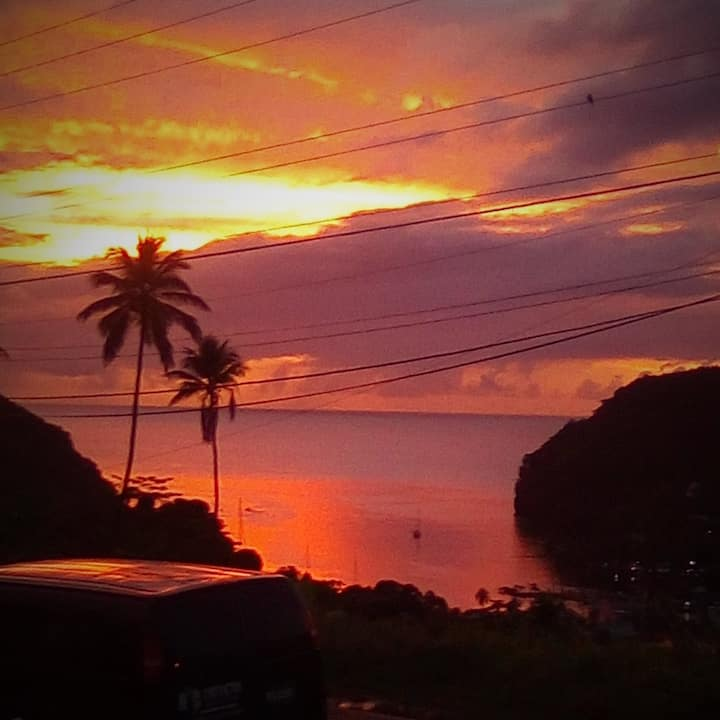 Sunny Daze - Marigot Bay