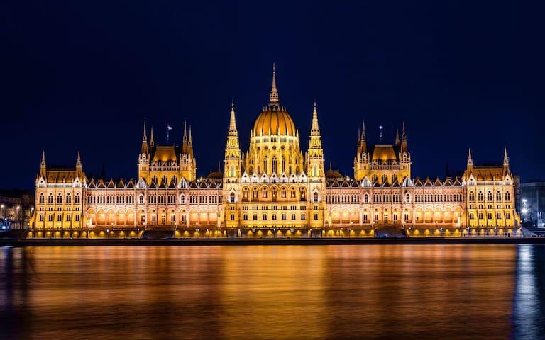Parlament Welcome Apartment, 3Bedr, 2 Bathr aircon - Budapest - Huoneisto