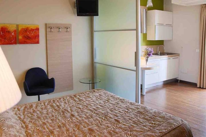 Appartamento triplo con vasca idromassaggio