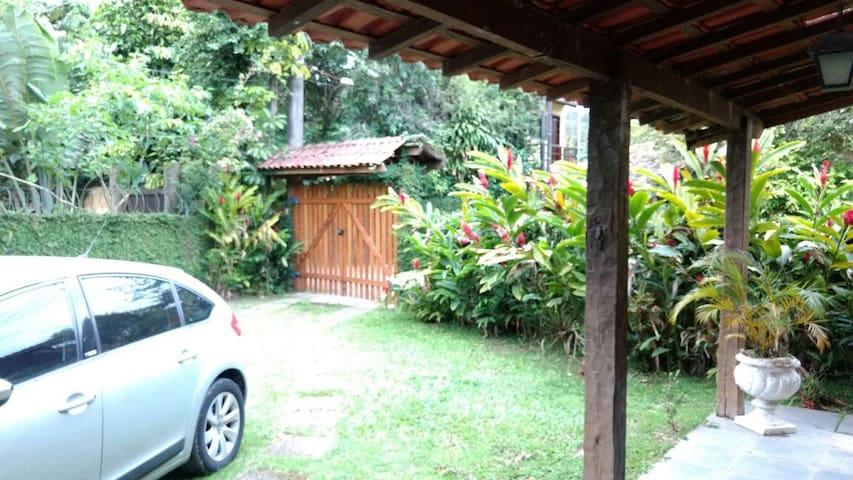 Barra do Sahy São Sebastião Quarto 1 Compartilhado