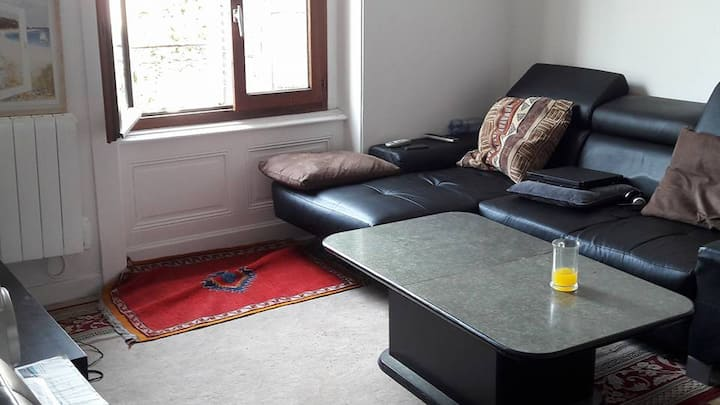 appartement  tranquille et confortable