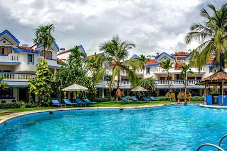 Zeus Homestays Royal Palms 2 - Benaulim - Byt