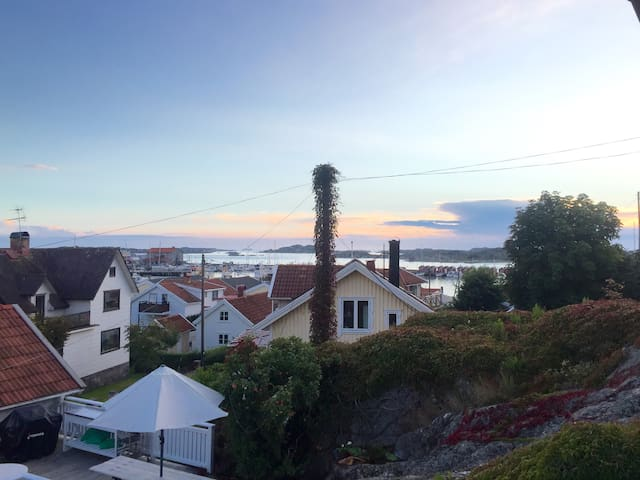 Donsö Island house.