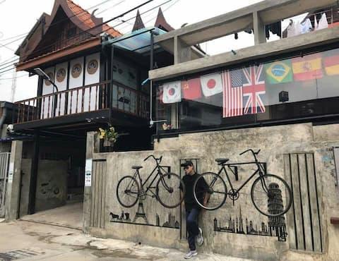 SolarCell Uthai Thani Homestay
