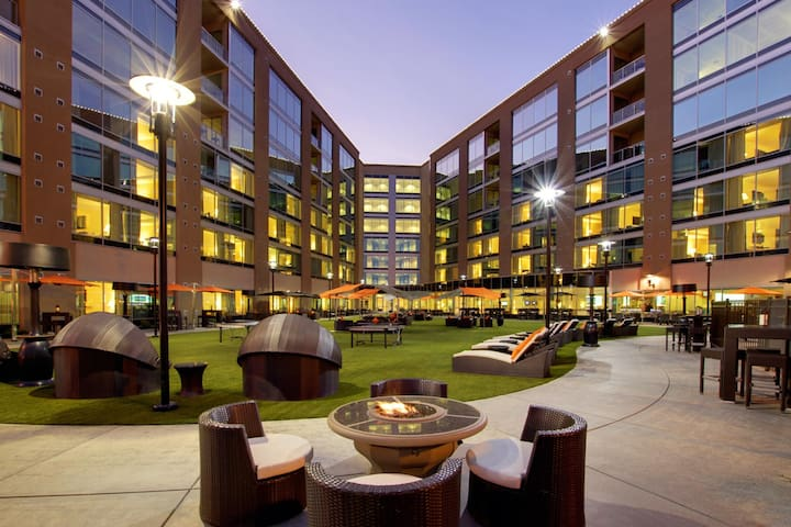 University Plaza Waterfront Hotel - Stockton - Outros